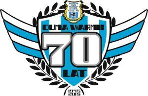 70 lat logo