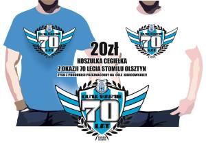 Koszulki 70 Lecie