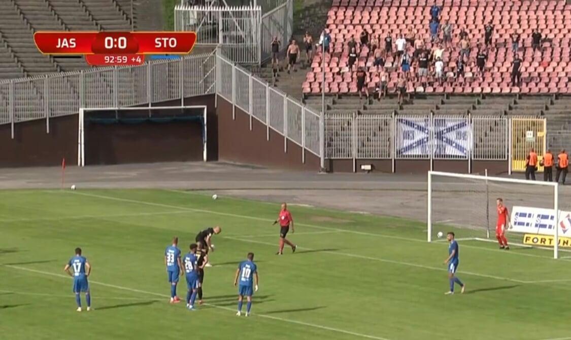 Relacja z meczu GKS 1962 Jastrzębie - Stomil Olsztyn (8 sierpnia 2021 r.)